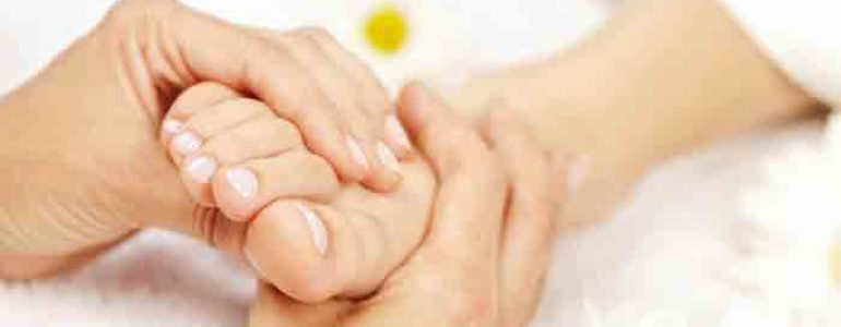 how to get rid of pain in feet